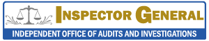 Independent Office of Audits and Investigations Logo